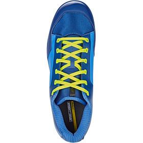 Mavic Deemax Elite Flat Mid Shoes Unisex Poseidon/Indigo